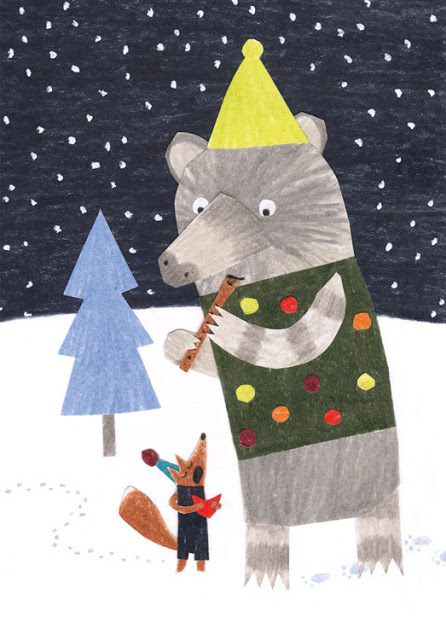 Der Fuchs und der Bär